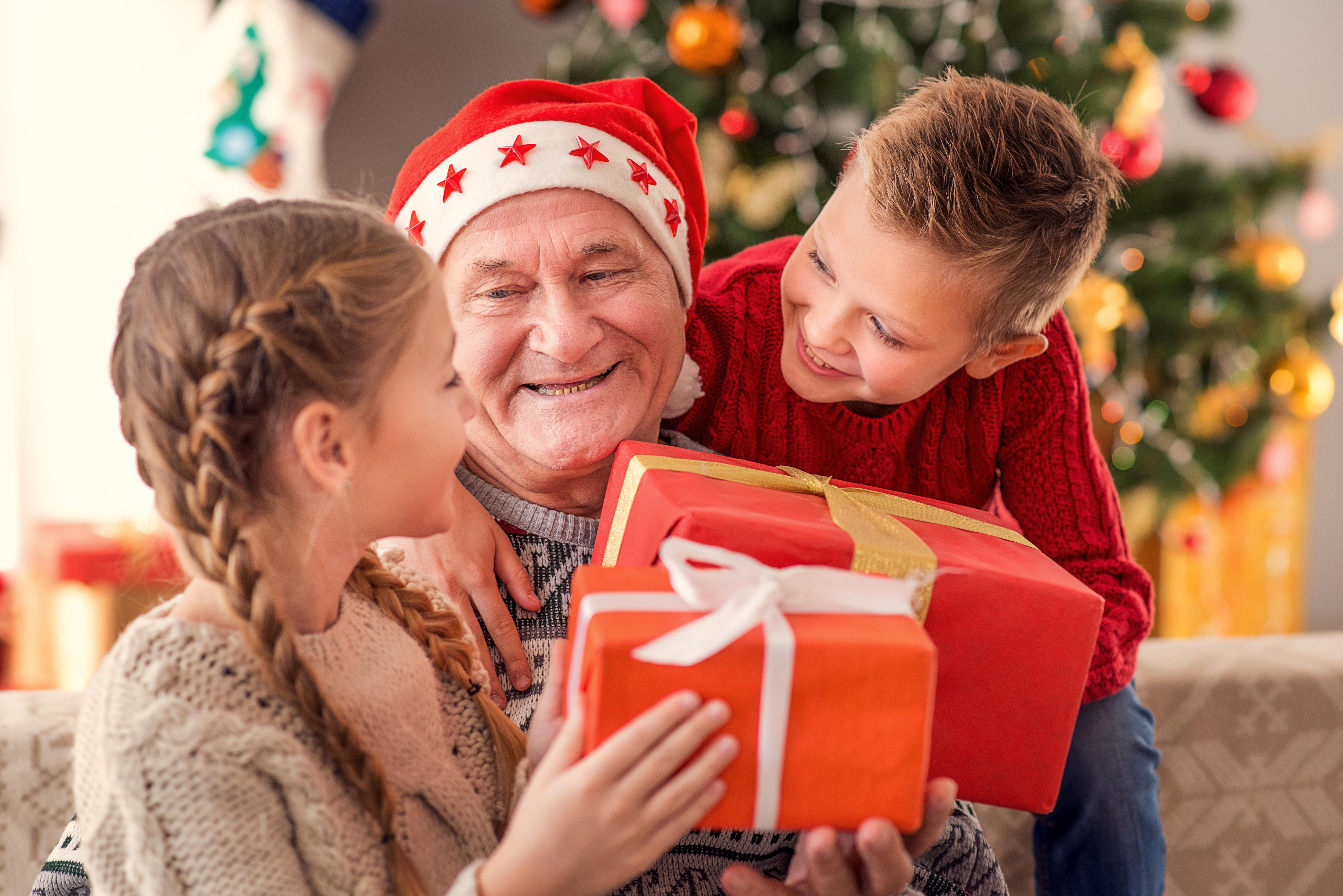 Christmas Visiting